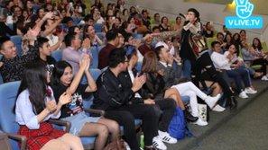 Noo Phước Thịnh bùng nổ trong buổi họp fan tại Singapore