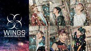 BTS là nghệ sĩ Hàn Quốc duy nhất lọt vào Top 20 album bán chạy nhất thế giới đầu năm 2017