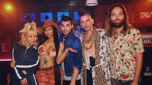 Nicki Minaj hợp tác với DNCE ra mắt ca khúc mới