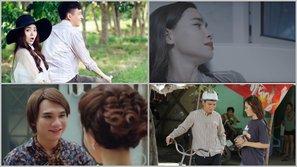 Những sao Việt khẳng định khả năng diễn xuất qua phim ngắn triệu view