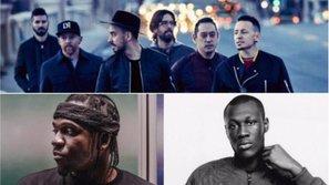 Linkin Park kết hợp với Pusha T và Stormzy trong ca khúc mới