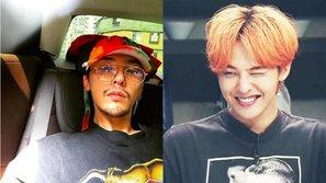Cư dân mạng chỉ trích khi G-Dragon khoe ảnh râu ria bờm xờm