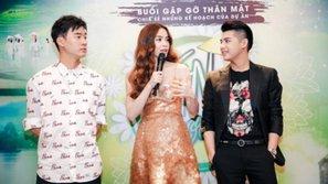 Mặc kệ thị phi ở The Face, Hồ Ngọc Hà vui vẻ khám phá Quảng Bình cùng rapper Basick