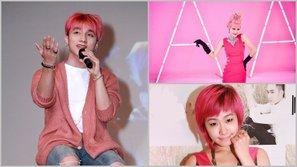Khi sao Việt sai lầm chọn màu tóc hồng - không phải ai chơi trội cũng được như Sơn Tùng M-TP