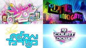Tất cả các chương trình âm nhạc đều sẽ hoãn phát sóng vào tuần đầu tiên của tháng 5