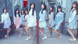 Thái độ thô lỗ của Eunjin tại showcase mới nhất làm dấy lên tin đồn DIA xảy ra lục đục nội bộ