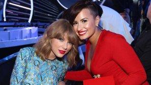 Taylor Swift bị Demi Lovato