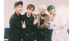 """Inkigayo 23/4: WINNER giành cúp chiến thắng thứ 5 cho """"Really Really"""""""