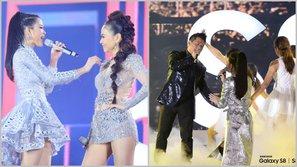 Đã tai với màn song ca đẳng cấp của hai thế hệ ca sĩ: Đông Nhi và Bằng Kiều, Thu Minh