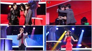 Tập cuối vòng Đo ván The Voice: chưa khi nào HLV Thu Minh khóc nhiều như vậy khi chia tay Mỹ Linh
