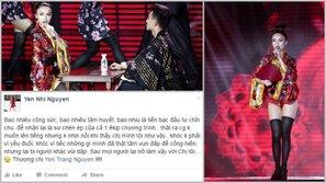 Sau Minh Hằng, Yến Trang đang bị BTC The Remix chèn ép?