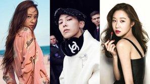 tvN bình chọn top 8 ngôi sao được mệnh danh là biểu tượng thời trang của làng giải trí Hàn Quốc