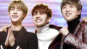 Ấm lòng trước những tình bạn vàng giữa các Idol Kpop khác nhóm
