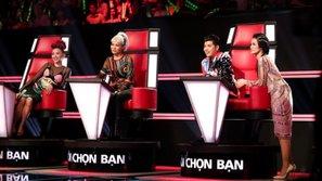 Giọng hát Việt 2017: Càng đi càng lùi