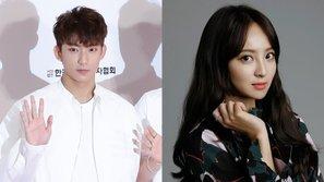 """Tin đồn hẹn hò của Gongchan (B1A4) và Jung Hyesung: Một cú ngã đau nữa của """"We Got Married""""?"""