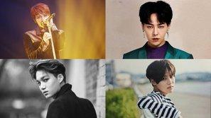 Netizen Hàn bình chọn top những sao nam sở hữu vẻ đẹp phóng túng nhất làng giải trí