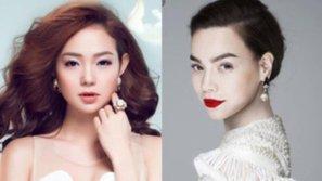 Sau scandal chèn ép, Hồ Ngọc Hà và Minh Hằng lần đầu hát chung sân khấu