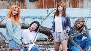 """Cùng nghe EXID tiết lộ về những nghệ sĩ mà nhóm đang """"phải lòng"""" trong lần trở lại này"""