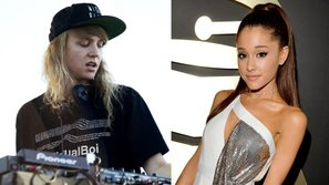 Ariana Grande ra mắt ca khúc kết hợp với Cashmere Cat