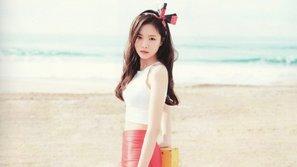 Son Naeun (A Pink) thẳng thắn đáp trả những bình luận ác ý nhắm vào em gái cô