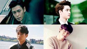 Top 9 diễn viên thần tượng sở hữu khả năng đóng cảnh hành động ấn tượng nhất
