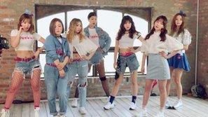 """Nhóm nhạc của """"Sister's Slam Dunk"""" mùa 2 sẽ debut thông qua Music Bank"""