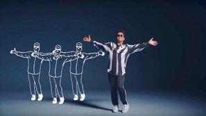 Hất cẳng Kendrick Lamar, Bruno Mars có No.1 Hot 100 thứ 7 trong sự nghiệp