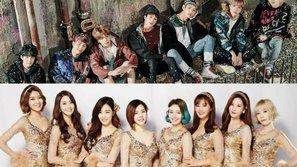 Xếp hạng 10 fan cafe nổi tiếng nhất nhì K-Pop trong tháng 4 vừa qua!