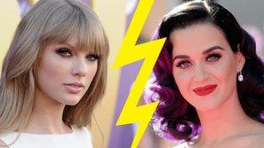 Ghét chạm mặt Katy Perry, Taylor Swift từ chối tham gia MET 2017?