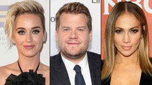 Katy Perry và Jennifer Lopez cùng tham gia show đặc biệt của James Corden