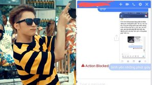 Facebook chặn cụm từ