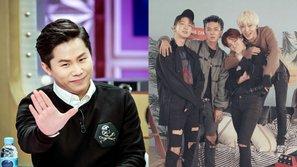 Bố Yang cảm ơn diễn viên hài Yang Se Hyung vì đã giúp WINNER