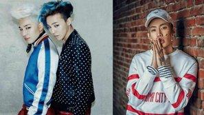 Ít ai biết rằng YG từng dự định cho G-Dragon, Taeyang và Jay Park debut chung một nhóm