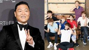 PSY tiếp tục khen ngợi và gửi lời khuyên quý báu đến BTS