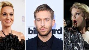 Katy Perry hợp tác với bạn trai cũ của Taylor Swift trong album mới