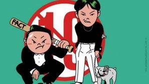 PSY nghĩ sao về phần lời tục tĩu của ca khúc kết hợp với G-Dragon?