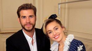 Miley Cyrus ung dung dạo chơi cùng hôn phu Liam Hemsworth mặc fan