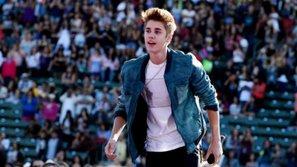 Justin Bieber - người biến những giấc mơ của trẻ nhỏ thành sự thật!