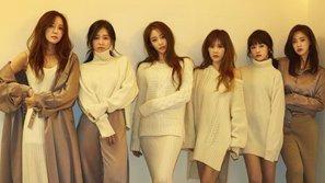 Hyomin viết tâm thư sau concert cuối cùng của T-ara với đội hình 6 thành viên
