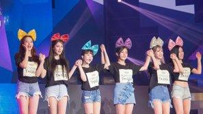 T-ara OT6 khóc như mưa trong khoảnh khắc cuối cùng đứng bên nhau