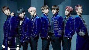 """BTS xúc động cảm ơn ARMY khi lập kỷ lục mới trên Oricon với """"Blood, Sweat & Tears"""""""