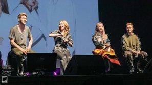 Chiều lòng fan, K.A.R.D tiết lộ thời gian debut chính thức trong concert Bắc Mỹ
