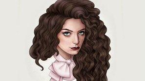 Những nghệ sĩ mang vẻ đẹp điện ảnh: Lorde - người con gái với mái tóc xoăn