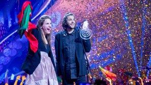 Chàng trai mắc bệnh tim giúp Bồ Đào Nha vô địch Eurovision 2017