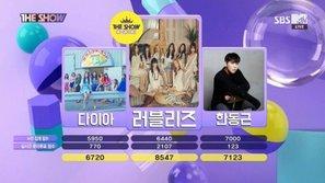The Show 16/5: Gần 3 năm kể từ ngày debut, Lovelyz cuối cùng cũng có chiến thắng đầu tiên