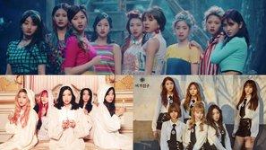 """Sau Red Velvet và G-Friend, """"lời nguyền ca khúc thứ 5"""" có đang vận vào TWICE?"""
