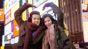 Những cặp đôi showbiz Việt tình cảm mặc đồ đôi
