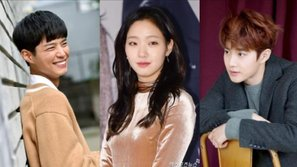 Suho (EXO) bất ngờ xuất hiện tại buổi họp fan của nữ diễn viên Kim Go Eun