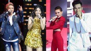 Bốn thí sinh The Voice 2017 lọt vào vòng chung kết đã lộ diện!