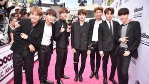 Vogue bình chọn BTS là nhóm nhạc ăn mặc đẹp nhất tại thảm đỏ